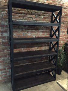 Мебель на мет.каркасе(лофт стиль)