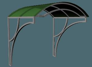 Навесы из поликарбоната