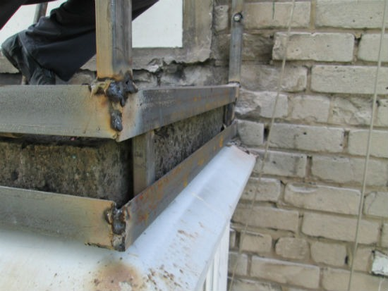 Ремонт балконной плиты это текущий или капитальный ремонт